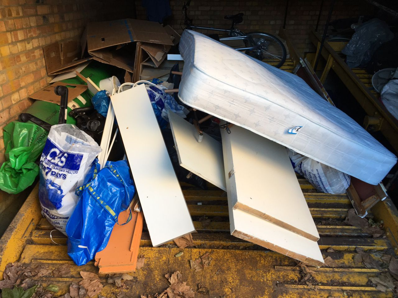 Rubbish Removal Service in Camberwell
